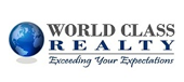 World Class Realty Real Estate Signs